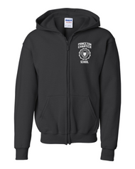 PCS Youth and Adult Everyday full zip fleece