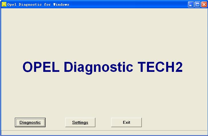 software installation guide for the opel tech2 diagnostic