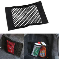 Cargo Mesh Net Velcro Stick for Car Interior Back Seat or Trunk