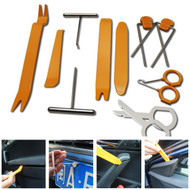 12 Piece Universal Car Interior Exterior Trim Panel  Removal Tool Set