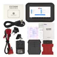 XTOOL EZ300 OBD2 Diagnostic Tool Scanner Tablet - Supports 5 Systems