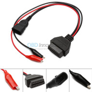 3 Pin to 16 Pin OBD2 Adapter Cable for Fiat Alfa Romeo Lancia