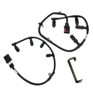 2004-2010 Ford 6.0L Powerstroke Diesel Glow Plug Harness Right & Left + Plug Tool