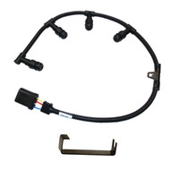2004-2010 Ford 6.0L Powerstroke Diesel Glow Plug Harness Left Driver Side + Plug Tool