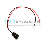 VTEC Pressure Switch Sensor Connector Pigtail for Honda Acura K Series Engines