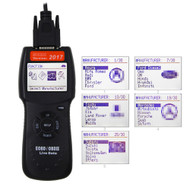 AUTOP D900 OBD2 EOBD CAN Code Reader Live Data Scan Tool 2017 Version