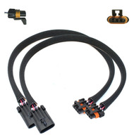 2X Oxygen O2 Sensor Extension Cables for Camaro Corvette LT1 LT4 LS1 LS6