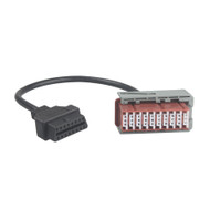 30 Pin Adapter Cable for Lexia-3 PP2000 Interface