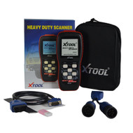 XTOOL® PS201 Heavy Duty OBD2 Scan Tool for Trucks