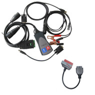 Lexia-3 V48 PP2000 V25 Interface + Diagbox V7.56 + 30 Pin Adapter Cable