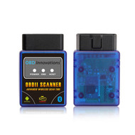 OBD Innovations® Bluetooth OBD2 Scanner Scan Tool - Compatible with all OBDII Protocols - Blue