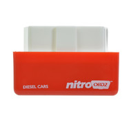 NitroOBD2 Plug & Drive Performance Horsepower and Torque Chip Tuning Box - Diesel Cars