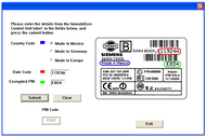 Nissan NATS 5 & 6 PIN Code Calculator for Key Programming