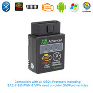 HH OBD ELM327 Bluetooth OBD2 Car Diagnostic Scanner V1.5