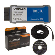 VXDIAG VCX NANO USB Vehicle Communication Interface for Toyota and Lexus