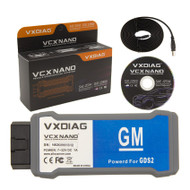 VXDIAG VCX NANO USB Vehicle Communication Interface for GM and OPEL
