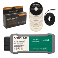 VXDIAG VCX NANO USB Vehicle Communication Interface for Land Rover and Jaguar