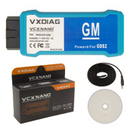 VXDIAG VCX NANO WiFi USB Vehicle Communication Interface for GM and OPEL