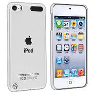 Thin Crystal Clear Hard Back Case Cover for Apple iPod Touch (5th Generation)