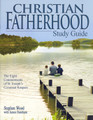 "Christian Fatherhood Study Guide by Stephen Wood  Family Life Center Publications is pleased to announce the 10th anniversary edition of the Christian Fatherhood Study Guide, an accompaniment and follow-up resource to the book Christian Fatherhood by Stephen Wood and James Burnham. This small but packed Study Guide covers the eight commitments of St. Joseph's Covenant Keepers and gives dads the tools they need to succeed as husbands and fathers.   The Study Guide is divided into eight sections that mirror the teaching of the eight commitments found in the book Christian Fatherhood. Each section of the Study Guide includes the following components:    Scripture and Tradition Questions for Discussion Areas of Accountability Prayer Focus Resources The Study Guide also features a brief overview of St. Joseph's Covenant Keepers, the purpose of men's small groups, and how to use the Study Guide, particularly in the context of a men's small group.     Note: For men's small groups, the perfect accompaniments to the Christian Fatherhood Study Guide are the Christian Fatherhood Book andChristian Fatherhood Men's Conference DVDs.  Small Group Discounts Are Available! When ordering more than 10 copies of the Study Guide, please email our Customer Servicedepartment for deeper discounts.   Testimonial ""I have purchased several of your programs and have led several small men's groups using your materials. The feedback is always the same; ""Steve is awesome and he has changed my focus on my family and faith!!!""  Thank you for all you have done and doing to strengthen marriage and family. May God continue to bless you and your family""- Jeff"