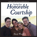 """Teaching Teens Honorable Courtship by Steve Wood  Recreational dating as a means of selecting a marriage partner is a 20th century phenomenon that has proved disastrous for marriage. In this seminar Steve Wood shares with parents, teachers, and youth workers the principles of honorable courtship. He explains how to implement courtship in your family, when to start educating your children about courtship, two tests that can predict if your marriage will succeed, a clear answer to the common question """"How far can we go before marriage?"""", and how to answer common questions teens have about relationships."""