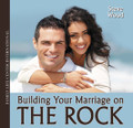 "Building Your Marriage on THE ROCK by Steve Wood   The storms of the modern world blow heavy challenges on married life today. Only those couples who learn how to build their marriages on a solid foundation will be able to weather the hard times in married life and make their marriage last a lifetime. Marriage and family expert Steve Wood shares timeless wisdom and practical advice with couples in what has become one of our most popular CD albums ever.  Disc One: ""Good News for Christian Marriages."" You will learn:   The foundation for a strong marriage The practical benefits of a sacramental marriage  How to overcome selfishness in family relationships  How to discover a ""fountain of love"" for your marriage  The Biblical basis for Catholic marital teaching  How Catholic marital teaching drew a former Protestant minister towards Caholicism  Disc Two: ""Practical Help for Christian Marriages."" You will learn:   A special way for Catholics to discover forgiveness  Why divorce is not the solution to marriage problems How to dramatically lower your chances of divorce  Help for overcoming substance abuse in a family Avoiding ""marriage busters"