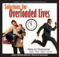 "Solutions for Overloaded Lives How to Overcome Anxiety, Stress, Fatigue, Burnout by Steve Wood with Dr. Richard Swenson  Busyness. Stress. Overload. Anyone living in today's society knows the struggles of trying to handle the demands of life. If you are feeling burdened, you are not alone.  Popular author and medical doctor Richard Swenson pinpoints the symptoms of the ""overload syndrome"" on this important CD interview with Steve Wood. Dr. Swenson explains how to reduce stress and resist overload by focusing on four key areas: emotional energy, physical energy, time, and finances. The benefits? Good health, peace, financial stability, more energy, more time, fulfilling relationships, and availability for God's purposes.  This CD also makes a wonderful accompaniment to Dr. Swenson's book, The Overload Syndrome. Available at Amazon.com."