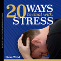 "Twenty Ways to Deal with Stress by Steve Wood ""Cast all your anxieties on him, for he cares about you."" -1 Peter 5:7  If you're stressed out- or if any of your friends or extended family are- because of time pressures, shortness of money, insomnia, or lack of energy- Steve Wood's message on this CD is of vital importance.  Steve presents twenty ways to manage stress and become more physically, emotionally, and spiritually at peace. Learn how to de-stress and live the joyful life God planned for you! The impact of stress and burn-out can be devastating to your marriage. Reduce your stress and you will reduce your marriage problems!"