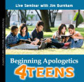 This CD will equip teens with basic apologetics training so they can defend their faith during the challenging years ahead. Jim shares two very key points with teenagers that literally saved his faith while he was in college. Teens will learn:  The #1 apologetics rule  The four marks of the true church  Why the Catholic Church is the only true Church  Practical ways to begin defending your faith  How to explain and defend the real presence of Christ in the Eucharist How to communicate the Faith so that it appears ultra-attractive to Protestants.  This CD is both challenging and compelling for all teenagers. The dynamism of a live conference with audience feedback adds to the impact of Jim's presentation.