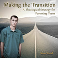 "Making the Big Transition: A Theological Strategy for Parenting Teens*  *Also available in MP3 format   by Steve Wood  Most conscientious parents excel at parenting during the childhood years. This success prompts most parents to keep up the same strategy, or even intensify it, during the pre-teen and teen years. Profound and predictable negative consequences will likely follow the neglect to shift parenting strategies during these transition years.    Steve Wood explains why parents should follow God's ""parenting"" pattern with Israel in the history of redemption. This pattern involves a pronounced shift in parenting strategies as a child matures.   This talk explains how parents can successfully shift parenting strategies and help their children fully embrace the Faith as young Catholic adults.    ""I truly wish every Catholic parent would listen to this message at least three times. It's that important in order to prevent mountains of headaches and heartaches in the teen years. This message, which was thirty years in the making, focuses on how to form a heart in your child to obey God throughout the teen years and after they leave the nest.    This message may be particularly helpful to conservative Catholic parents and homeshooling parents who often falsely assume that their children will be immune from the struggles of adolescence. ""    Steve Wood"