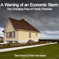 "A Warning of an Economic Storm & The Changing Face of Family Finances   Steve Wood & Robert Van Norden              *Also available in MP3  How can a family prepare to weather a severe financial storm? Listen as a twenty-five year Wall Street insider warns about the approach of a worldwide economic storm. Bob Van Norden wasn't at all surprised by the housing crisis, or the 2008 stock market meltdown. He cautions that we are now facing a grave situation.   On this valuable CD you'll learn:  How government ""solutions"" are making a dangerous situation worse Easy ways to determine if your local bank is a safe bank How life as we've known it in the U.S. is going to change About tough challenges young adults will face post-graduation? What's ahead: hyper-inflation, deflation, or both? Practical steps your family can take in light of economic uncertainties"