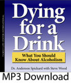 """Dying for a Drink: What You and Your Family Should Know About Alcoholism by Anderson Spickard, M.D. and Barbara R. Thompson  Are you looking for the answers to these questions?  Why do people become alcoholics? Is addiction a disease or a sin? How do you tell if someone is simply drinking too much or is genuinely addicted? What can family members and friends do to help stop the downward spiral of an alcoholic? What positive role can the church play? Is it ever necessary to seek professional intervention? Does Alcoholics Anonymous really help? This book will give you the answers. Dying for a Drinkalso includes a powerful appendix worth ten times the price of the book: it is a letter from an alcohol grandfather to his ten grandchildren, explaining the dangers and effects of alcohol, and how the children of alcoholics are often highly susceptible to becoming alcoholics themselves.  What people are saying about Dying for a Drink: """"Reaches out and grabs you...should be read by every person concerned with alcoholism or chemical dependency.""""  - Harold E. Hughes, Former U.S. Senator  """"The authors have been careful to take a very scientific approach, yet the book is easy to read and understand, with plenty of case histories adding interest. The perspective is decidedly Christian, although the reader is cautioned against thinking of solutions in strictly spiritual terms.""""  - Christian Herald  """"Undoubtedly the best book on alcoholism from a Christian perspective I have ever read.""""  - Archibald D. Hart, Ph.D., Professor of Psychology  """"As definitive as anything I have ever read on the subject of alcoholism.""""  - Richard C. Halverson, Chaplain, U.S. Senate"""