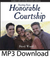 Teaching Teens Honorable Courtship (MP3)*