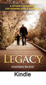 "Legacy:  A Handbook for Raising Godly Children (Kindle Edition) by Steve Wood  The most important job a man has is fathering his children, but raising godly children in today's world isn't an easy task. Don't tackle the most important job of your life unprepared. Legacy will equip you with the basic tools you need to fulfill your role as a father.   This man-to-man book covers fundamental principles, priorities, and practical strategies to help you build a legacy of faith in your family.   In Legacy you will find:    How to use sports and adventure to pass on the Faith to your children Practical ways to find adequate time for fathering The 60-second secret to getting your kids to obey – the first time How to handle a strong-willed child To spank or not to spank, that is the question… What you should never do when disciplining a child How to tame the ""terrible twos"" Why the central focus of discipline is the ear, not the rear How to prevent your child from turning ""gay"" How to help your sons win the war to be pure The key to fathering daughters (Steve has six of them): The one common mistake you must NEVER commit or you'll scar your daughter's soul for life A major unrecognized cause of children falling away from the Faith – even in the most solid Catholic homes. Recognize it! Don't let it happen to you. How a successful father summed up the secret of fatherhood in a 21-word note that his son folded up and kept for 25 years in his Bible. Those 21 words will surprise you. How to avoid blowing the one opportunity you have to be a good dad to your young children. (Hint: Failure is guaranteed if you make a mistake on the question of ""quality time vs. quantity time"".) Why you don't need to wait for teen problems to explode: This key strategy in the child's early years heads off trouble. How to stay married. The secret is to avoid the four marriage busters. How to build an ""ark"" to protect your family from the flood of godlessness and paganism   Legacy shows how families and children are transformed when Dad takes an active role in child training, and when he becomes a true partner with his wife in parenting. Steve Wood gives men a vision of the Faith running through the generations of their family. He couples this vision with down-to-earth strategies to help fathers successfully fulfill their role within the family.  Customer Testimony:  ""I ordered the book ""Legacy"" and consumed (read) it within 3 hours of receiving it. What a beautiful book!  I am going to keep my copy for reference in the future but, I would like to order a few more, like 4 more. I want to give a copy to each of my brother-in laws.  I want to give them all out at one time. Thank you Mr. Wood for your giving of self. Please pray for me that I may become the man God intended me to be!  Pax Christi"" -- Corey   ""I have been completely blown away by your Legacy CD series, which my wife gave me for a Christmas present (smart lady!).  What a powerful and moving message.""  -- Jim"