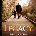"Legacy A Father's Handbook for Raising Godly Children   (Book on MP3 on CD)  Stephen Wood    This man-to-man book covers fundamental principles, priorities, and practical strategies to help you build a legacy of faith in your family. In Legacy you will find:  How to use sports and adventure to pass on the Faith to your children Practical ways to find adequate time for fathering The 60-second secret to getting your kids to obey – the first time How to handle a strong-willed child To spank or not to spank, that is the question… What you should never do when disciplining a child How to tame the ""terrible twos"" Why the central focus of discipline is the ear, not the rear How to help your sons win the war to be pure Why you don't need to wait for teen problems to explode: This key strategy in the child's early years heads off trouble How to stay married. The secret is to avoid the four marriage busters How to build an ""ark"" to protect your family from the flood of godlessness and paganism Steve Wood has recorded the Legacy Book-On-MP3 in a CD, a digitally recorded and professionally mastered audio (and unabridged) edition of the book. Whether you spend several hours a day in traffic or only a few minutes, the audio recording of Legacy provides a handbook for fathers to refuel and equip for their biggest challenge in life: being a dad.  What others are saying about Legacy:  ""I have been completely blown away by your Legacy CD series, which my wife gave me for a Christmas present (smart lady!).  What a powerful and moving message.""  -- Jim  MP3 on CD; Running time: 4 hours 15 minutes"