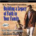 Building a Legacy of Faith (MP3-on-CD)