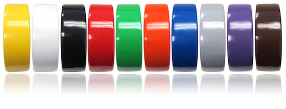SafetyTac Marking Tape Colors