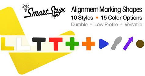 Smart Stripe Shapes