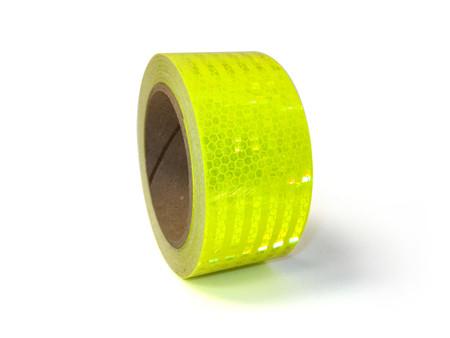 neon reflective tape