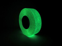 Glow in the dark tape for factory, theater stage, school, or office buildings