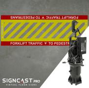 SignCast PRO Crosswalk Package