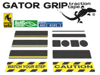 Pre-Cut Traction Tape