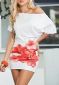AM PM Flower Mini Dress