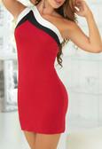 AM PM One Shoulder Dress