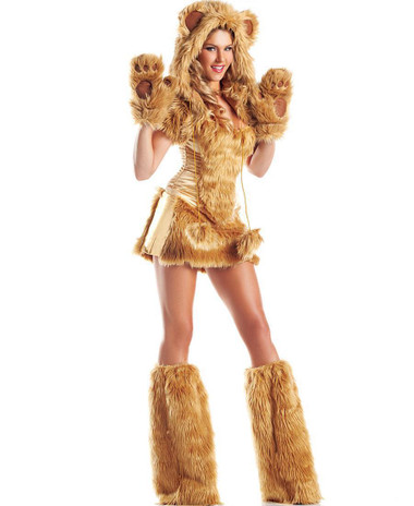 """Be Wicked Animal- """"Golden Bear"""" Costume"""