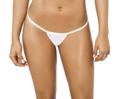 Joe Snyder Women Andros Kini - White Mesh