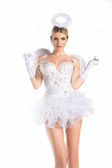 "Be Wicked Angels and Devils- ""White Swan / Angel"" Costume"