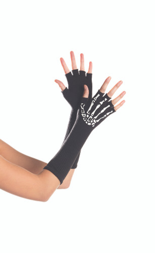 Be Wicked Boney Gloves