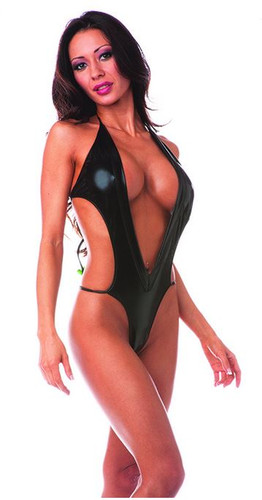 BodyZone One-Piece Foil - Black(Front)