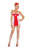 Elegant Moments Flirty Nurse Costume